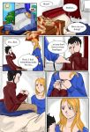 Fullmetal Legacy Page 4 Chapter 3 (Colored) by nashoba-lusa