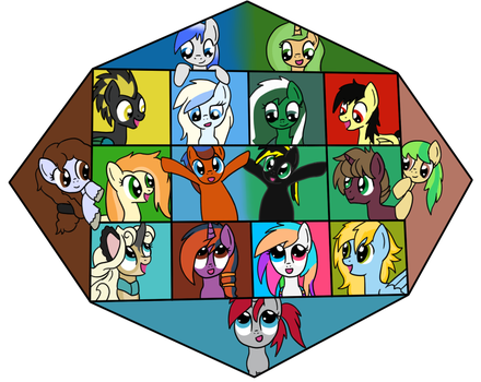 Skype group picture (Saturn's edit) by ElectricNight22