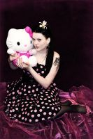 hello kitty by FleurDelice