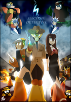Electrive detective 1 - Cover by zavraan