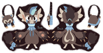 Tobias Ref Sheet (Redesign) by TaiintySoup