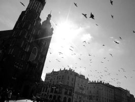 Cracow by arcadion