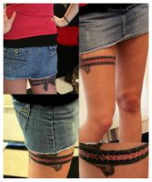 Garter Tattoo by mare-wrath