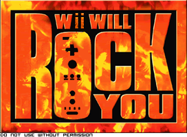 Wii Will Rock You by Shadow-Tyrant