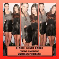 Photopack 272: Kendall and Kylie Jenner by PerfectPhotopacksHQ
