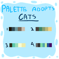 Palette Adopts 1 by campfyre