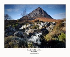Buachaille Etive Mor  III by ArwensGrace