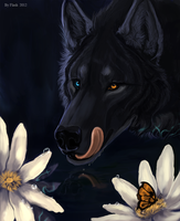 Princess Lotus by FlashW