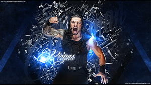 Roman Reigns Wallpaper#1 by T1beeties