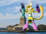 CM: Gicandice and Lady Liberty by TipsyRa1d3n