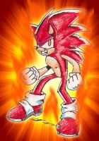 Mega Sonic by SupaCrikeyDave