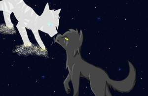 Touched by an Angel by YellowfangOfStarclan