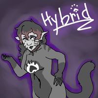 Hybrid Grayscale[And Contest Yay!] by WolfehKitteh