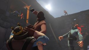 Assasains Fortress 2 by Nikolad92
