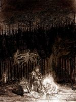 The Woodwoman by Satanoy