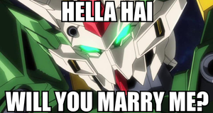Fenice Rinascita - Marry me meme by MikoKawaii