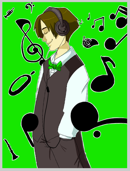 Listen To The Music by Mao-Lee