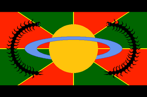 Flag of [Reformed] Scolopendra by TheCentipede