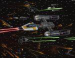 Y-Wing Starfighter by Taipu556