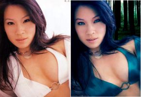 Lucy liu by soul-concept