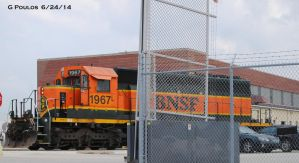 BNSF 1967 CLS 0213 6-24-14 by eyepilot13