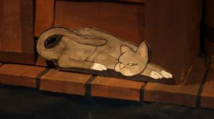 Hobbit 3: Laketown Cat by Garthedes