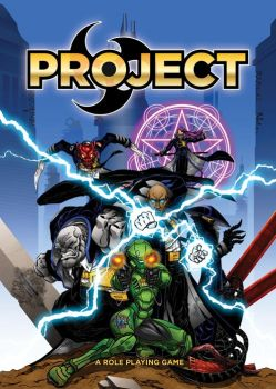 Cover to PROJECT by GRIMACHU