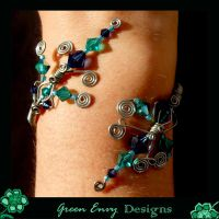 crystals worn by green-envy-designs