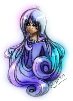 Lady Amalthea by lafhaha