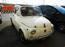 1971 Fiat 500 L by GladiatorRomanus
