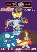 Happiness Charge Precure Issue 03 (Regular) by isaacyeap