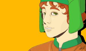 Kyle Broflovski by PorcelainBitch