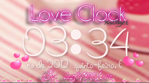 Love Time Clock By ietf4899Love by ietf4899Love