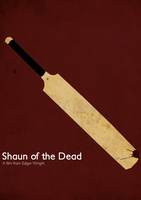 Shaun of the Dead by Greengron