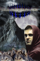 The Vampire Prince  New Cover by 4thElementGraphics
