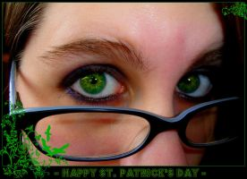 St. Patrick's Day Greeting by FireStump