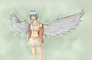 Angel of Light by Obake-no-Kage