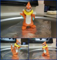 Clay Buizel by CatCowProduce