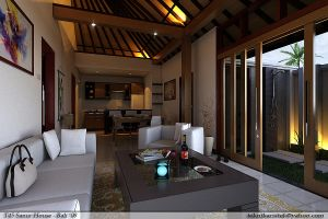 T45 House Sanur by teknikarsitek