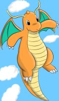 Dragonite by ultimatevegeta