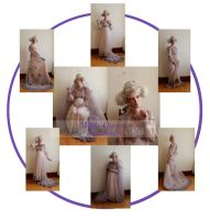 White Queen Exclusives by mizzd-stock