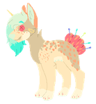 Pincushion pixel by BeyondDreaming42