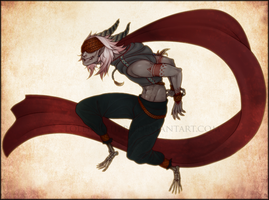 [CLOSED] Demon Boy Adopt by LollingHippo