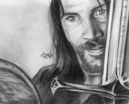 Elessar - Become who you were born to be. by DreamsCreations