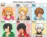 When being confessed to... by xX0Tsubasa0Xx