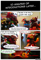 Skylanders Giants Fan Comic Pg3 by Dragoshi1