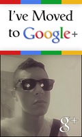 i've Moved To Google + by Aminebjd