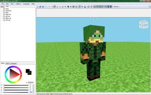 Oliver Queen (Arrow) Minecraft skin by LastZoneTrooper