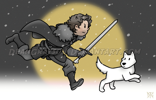 The Adventures of Jon Snow by DeanGrayson