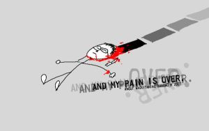 and my pain is over by Giemax